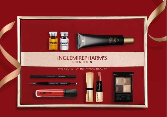 新品上市——红丝绒彩妆礼盒