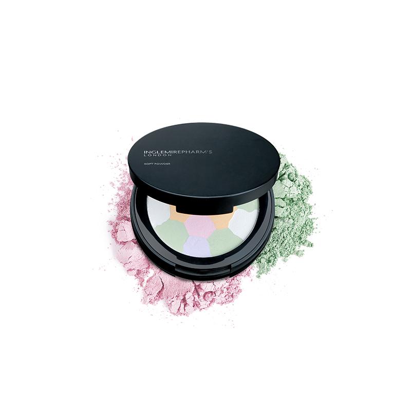 植物无痕蜜粉饼,蜜粉,粉饼,定妆控油,补妆