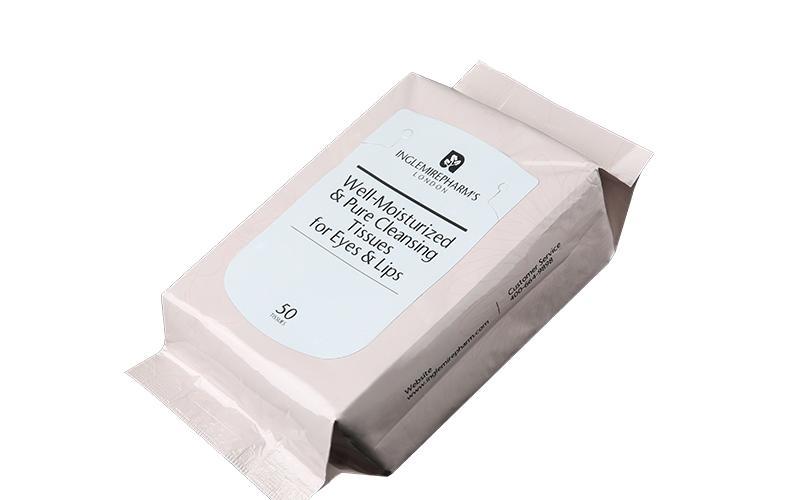 水嫩即淨眼唇卸妝巾,卸妝,溫和方便,眼唇可用
